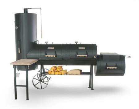 "BBQ-Smoker BIG CHIEF 24"" - SMOKY FUN"