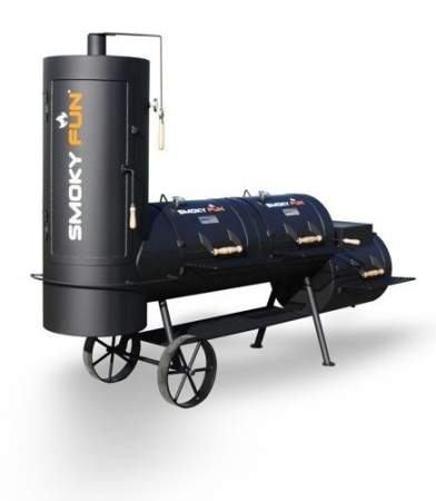 "BBQ-Smoker BIG CHIEF 28"" - SMOKY FUN"