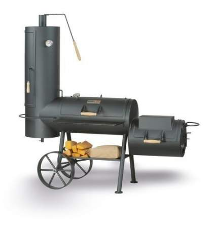 BBQ & Smoker BIG CHIEF 5 - SMOKY FUN