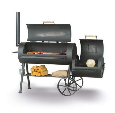 "BBQ-Smoker PARTY WAGON 20"" - SMOKY FUN"