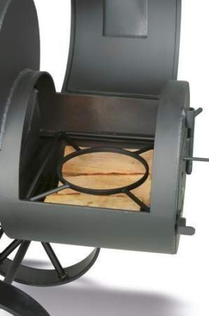 BBQ-Smoker PARTY WAGON 5 - SMOKY FUN