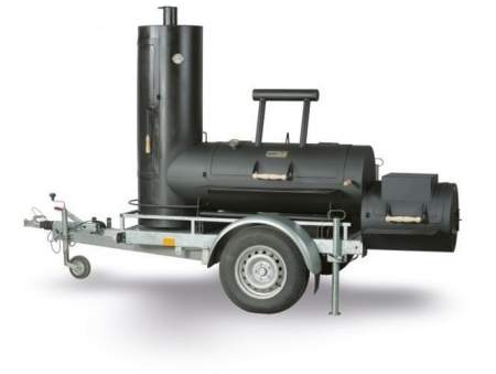 "Trailer Big Chief 24"" - SMOKY FUN"
