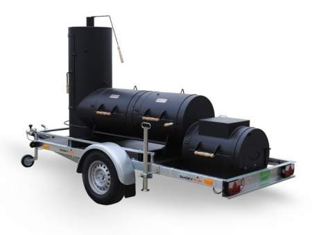 "Trailer Party Wagon 20"" - SMOKY FUN"