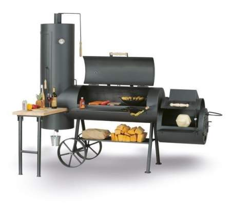 "Grill - wędzarnia BIG CHIEF 20"" - SMOKY FUN"